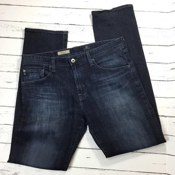 shop best sellers enjoy big discount distinctive design AG Graduate Tailored Leg Stallo Jeans Size 34 x 34